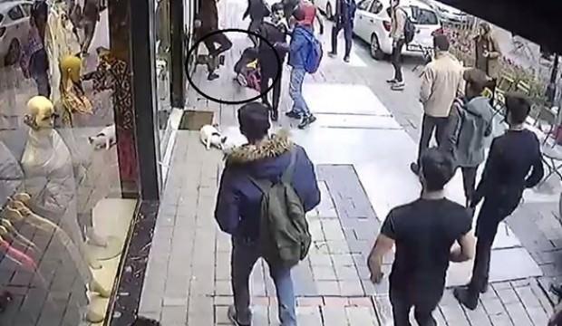 Lise öğrencisini öldüresiye dövdüler!