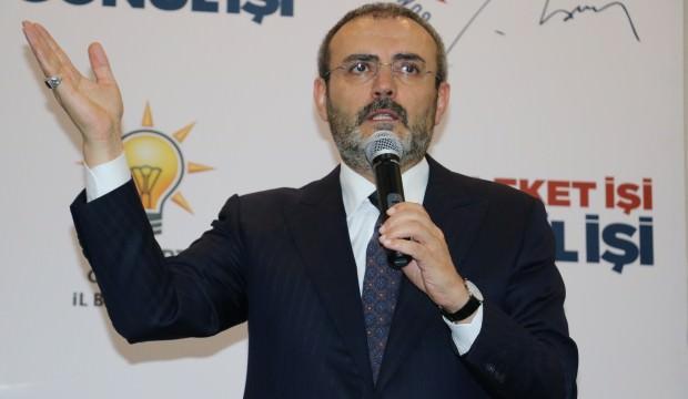 """Mahir Ünal: """"CHP millet ismini hak etmiyor"""""""