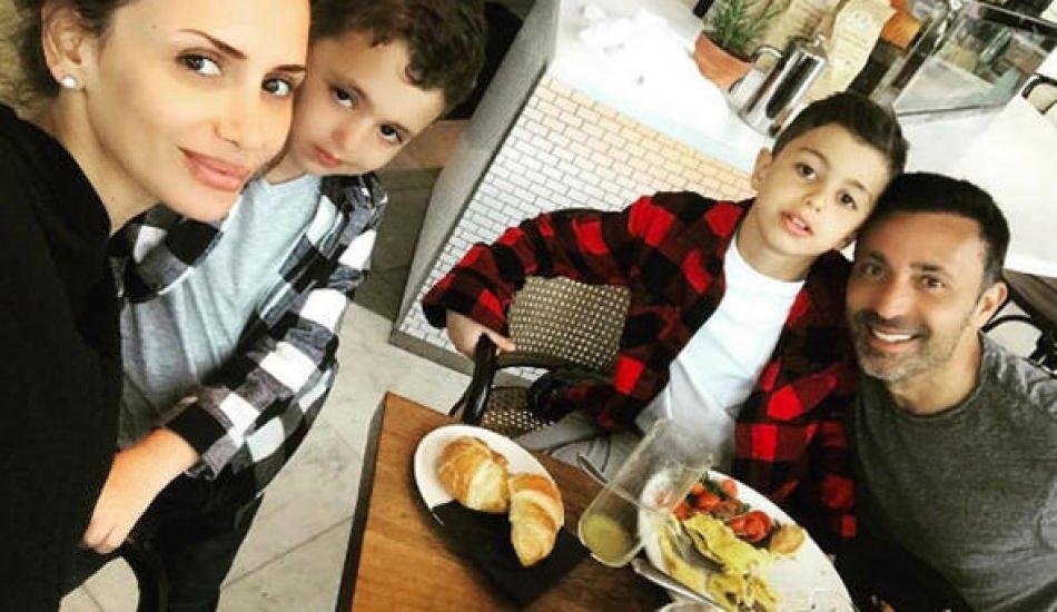 Mustafa Sandal'ın oğlu Yavuz'a 7 yaş partisi!