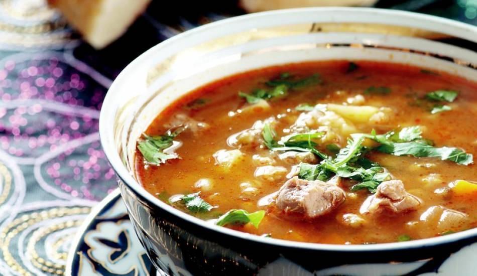 Özbek çorbası nasıl yapılır?