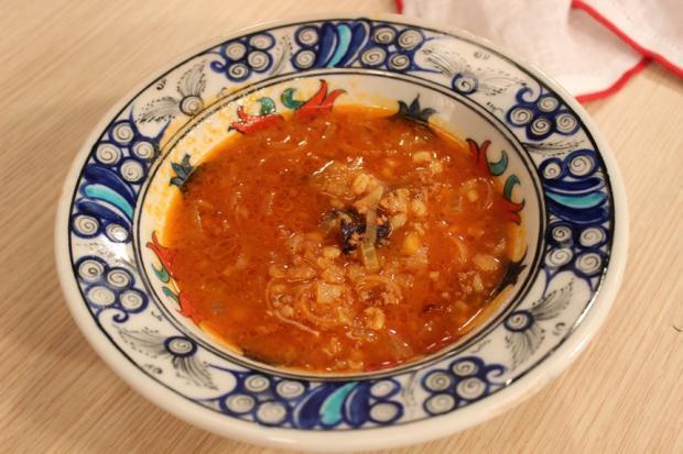 bulgur çorbası nasıl yapılır