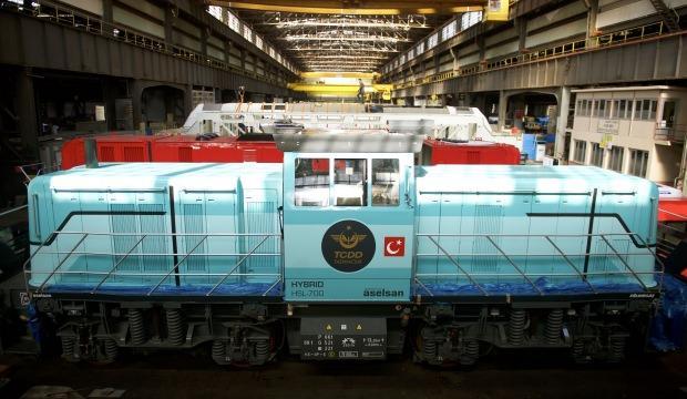 Yerli hibrit lokomotife Avrupa'dan yoğun ilgi!