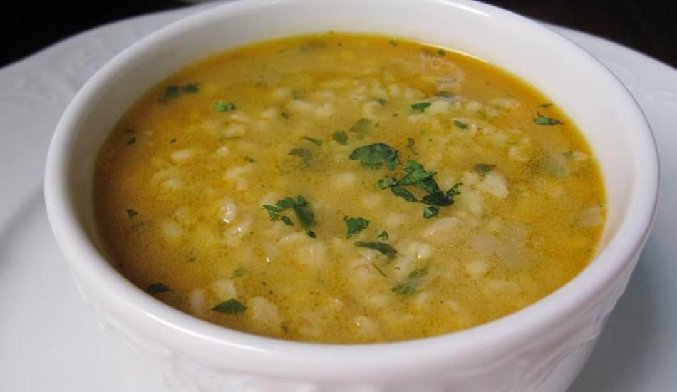 Yoğurtlu buğday çorbası nasıl yapılır?
