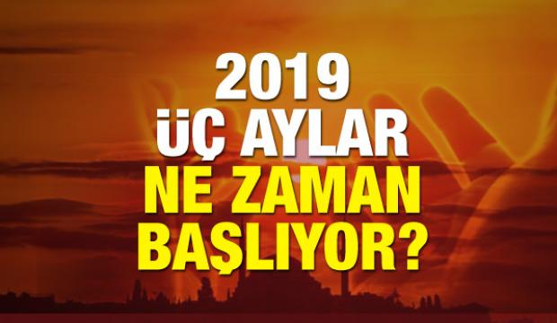 Ay takvimi haziran 2019
