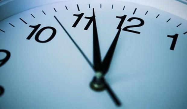 ABD ve Türkiye arasındaki saat farkı 1 saat azalıyor