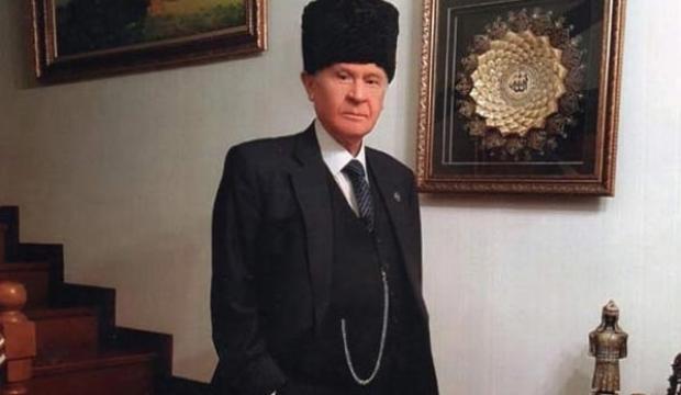 Bahçeli'den Kılıçdaroğlu'na gönderme!