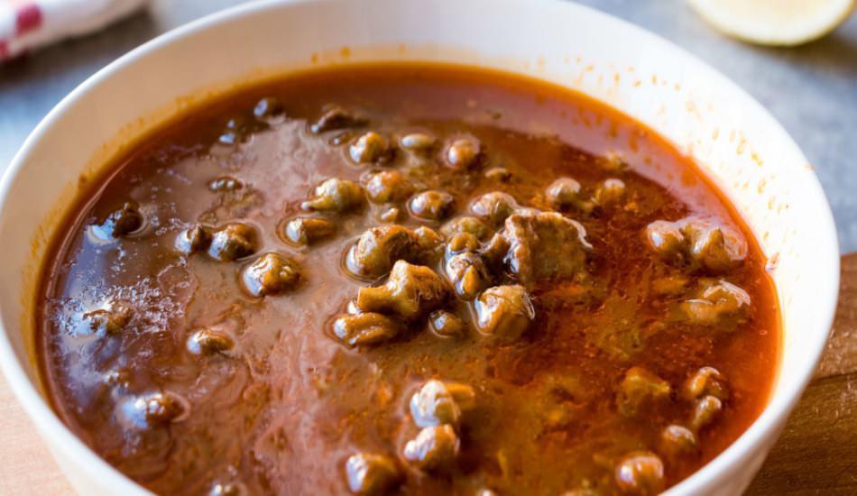 Bamya çorbası nasıl yapılır?