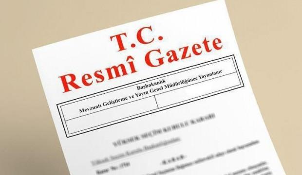 Resmi Gazete'de yayımlandı! 38 sözleşmeli personel alacak