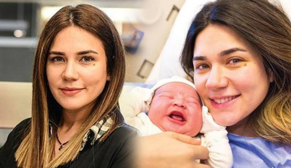 Buse Varol'un doğum sonrası fit görünümü şaşırttı!
