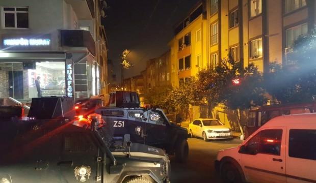 İstanbul'da kaldırıma bırakılan EYP patladı