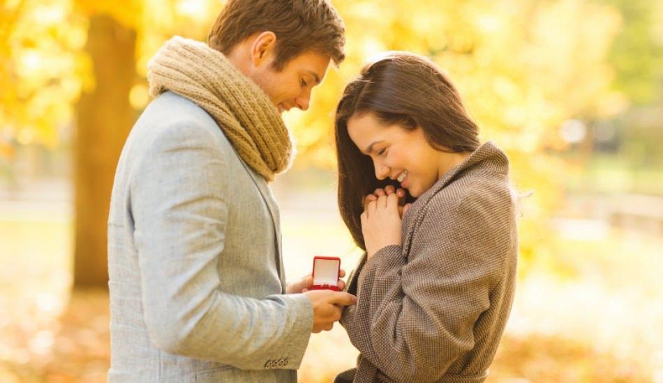 Maliyeti düşük evlenme teklifi önerileri