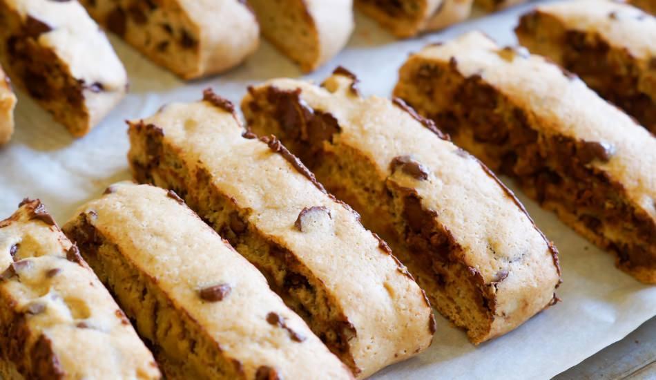 Pratik Biscotti kurabiyesi nasıl yapılır?