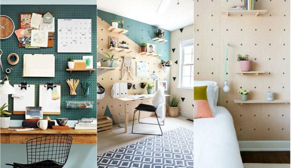 Panolarla ev dekorasyonu nasıl yapılır?
