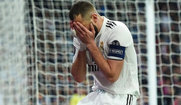 Real Madrid evinde fark yedi, Devler Ligi'ne veda etti