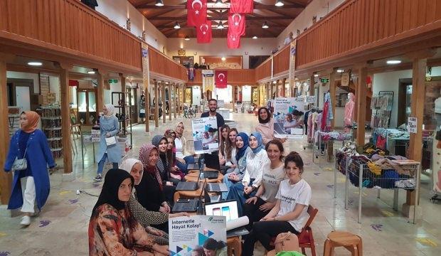 Türk Telekom kadınları dijital yarınlara hazırlıyor