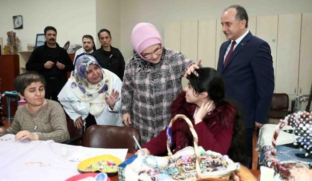 Türkiye'nin ilk engelsiz üniversitesi açıldı