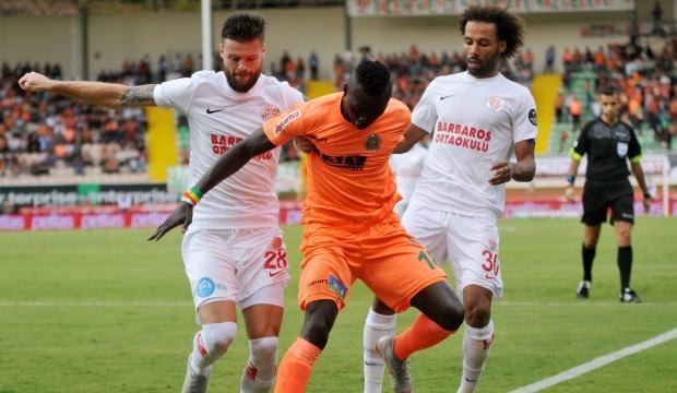 Antalyaspor - Alanyaspor maçının tarihi değişti