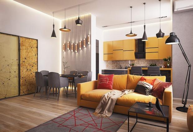 Stüdyo ev önerileri