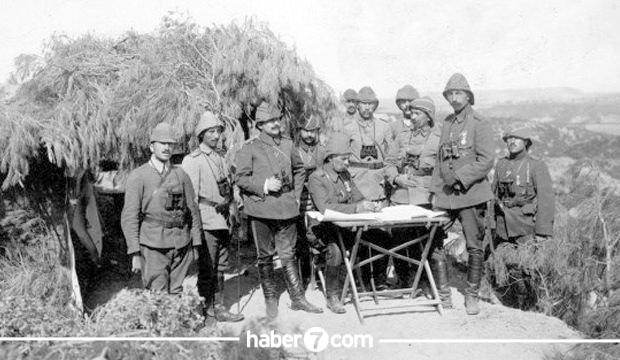 Çanakkale Savaşı Fotoğrafları