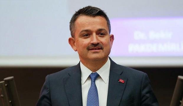 Bakan Pakdemirli açıkladı: Yüksek fiyat ödenecek