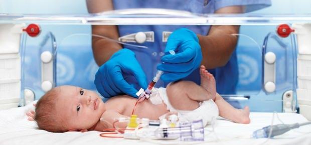 bebeklerde ROP hastalığı