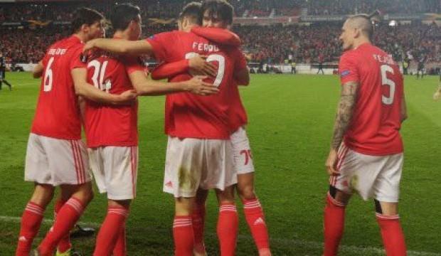 Benfica uzatmada turladı