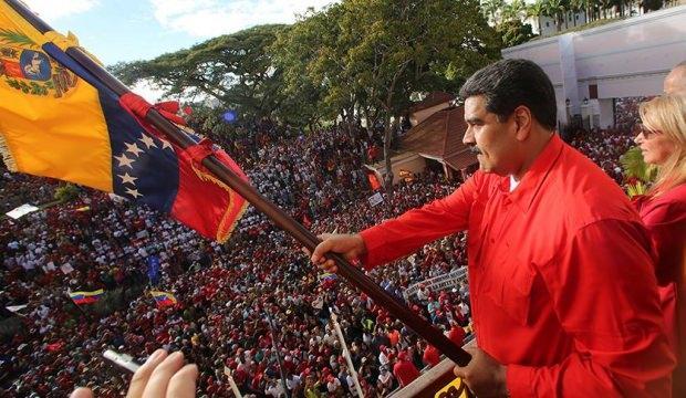 Askeri müdahale anlamsız! Venezuela onurunu koruyacaktır