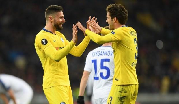 Chelsea'den gol bombardımanı!