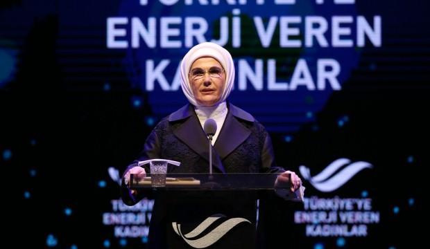 Emine Erdoğan: Teknolojide kadın fikrine ihtiyacımız var