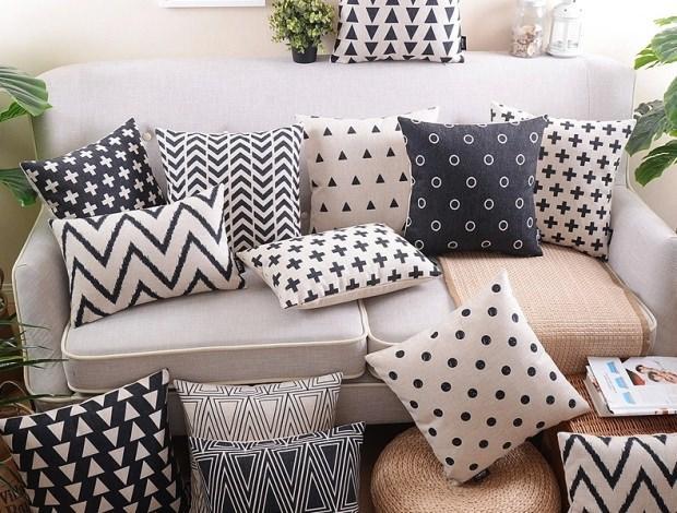 Polka koltuk yastığı modelleri
