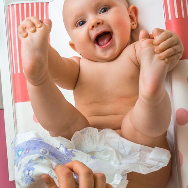 bebek bezi değiştirme