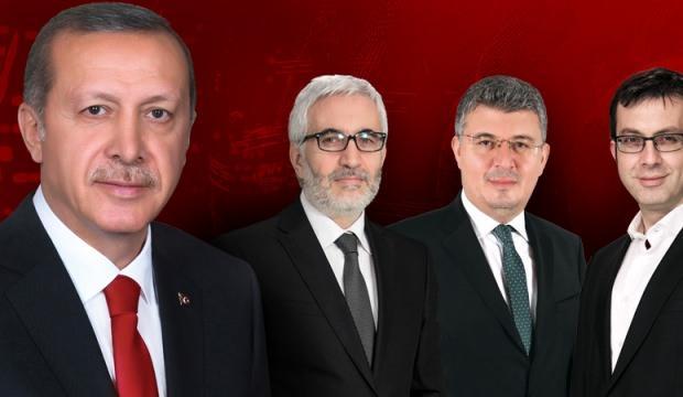 Erdoğan 'Cumhurbaşkanı Seçim Özel'de!