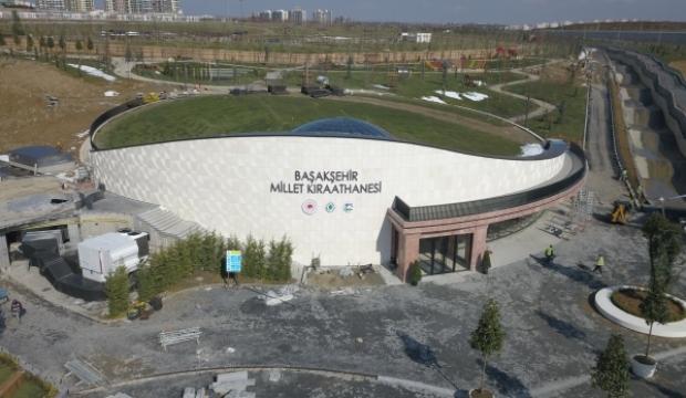 İstanbul'un en büyük millet kıraathanesi açıldı