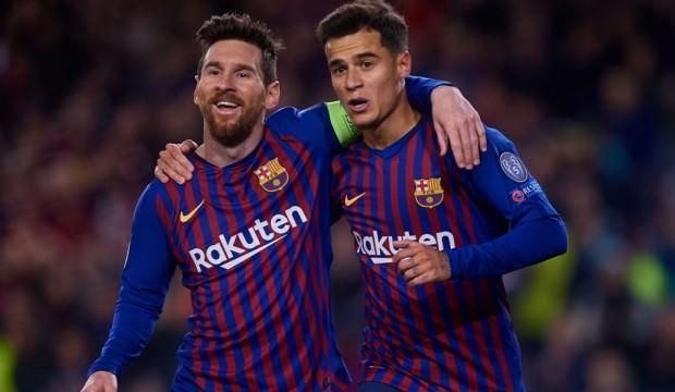 Messi şov yaptı, Barcelona rahat turladı!