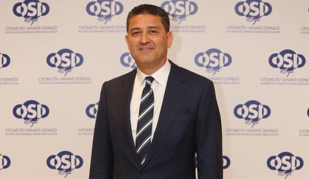 OSD'nin Yönetim Kurulu Başkanlığı'na yeniden Haydar Yenigün seçildi