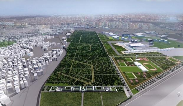 İşte Atatürk Havalimanı'nın yerine yapılacak projenin görseli!