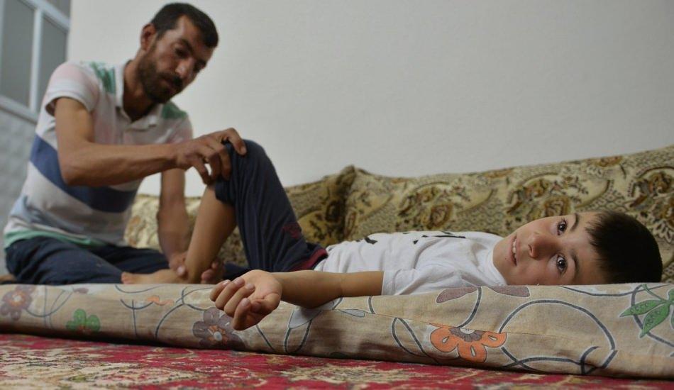 Sadece erkek çocuklarda görülüyor: Duchenne Kas Hastalığı nedir?