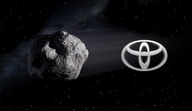 Toyota uzaya araç gönderecek