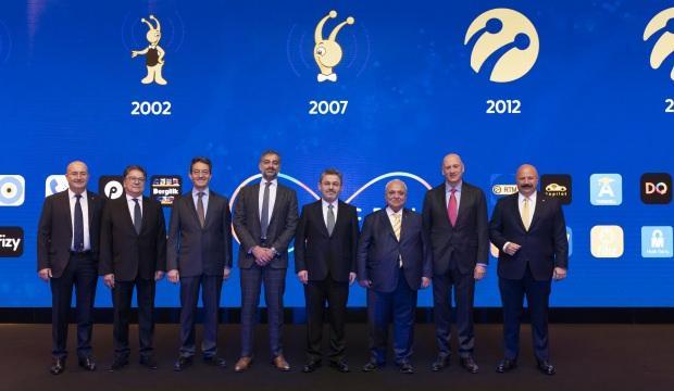 Turkcell'in eski genel müdürleri bir araya geldi