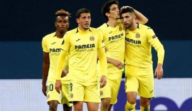Villarreal Zenit'i kolay geçti!