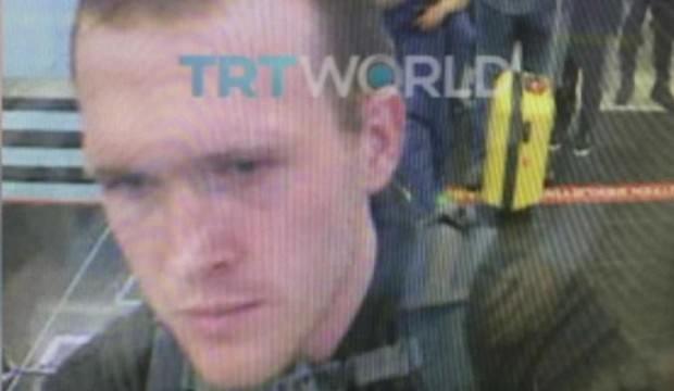 Yeni Zelanda teröristi Türkiye'ye de gelmiş!