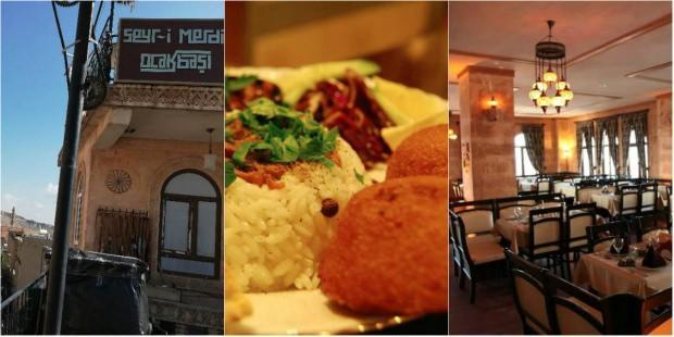 Mardin restoranları