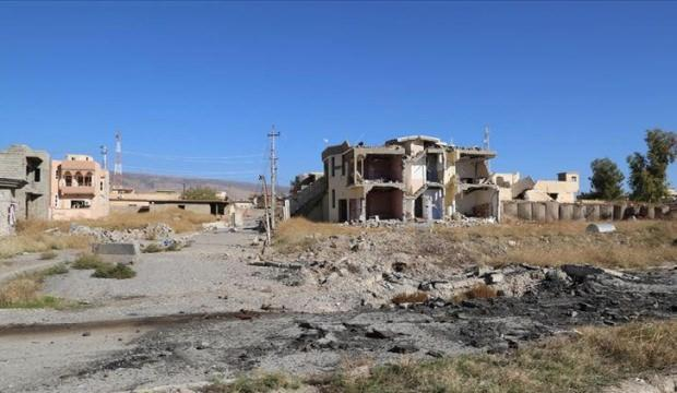 3 DEAŞ'lı terörist üzerilerindeki bombaları patlattı