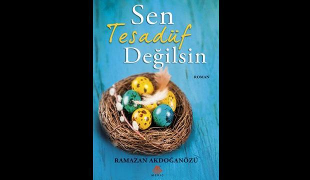 Ramazan Akdoğanöz'ün yeni kitabı satışa çıktı