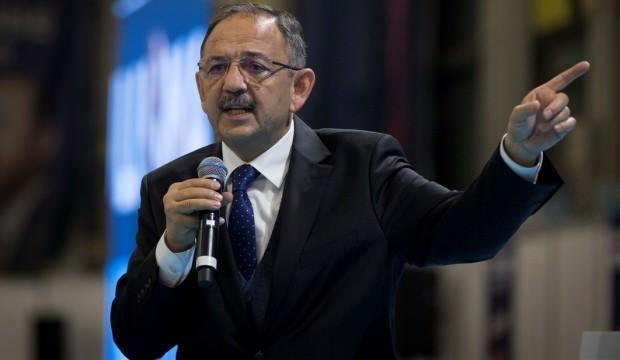 Özhaseki'den çok sert Mansur Yavaş ve CHP açıklaması!