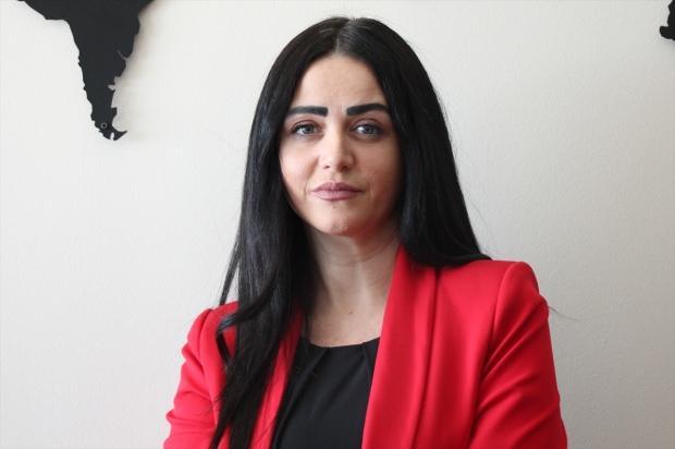 Avukat Göknur Davgan