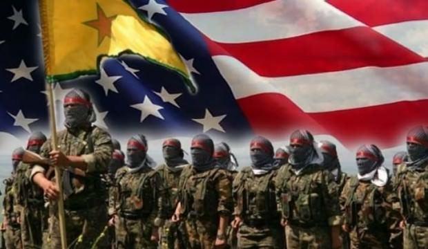 ABD'nin desteklediği PKK/YPG son toprak parçasını da işgal etti!