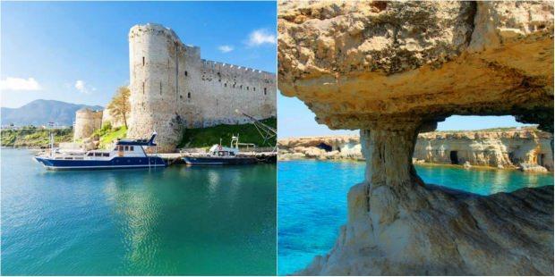 Kıbrıs'a nasıl gidilir?