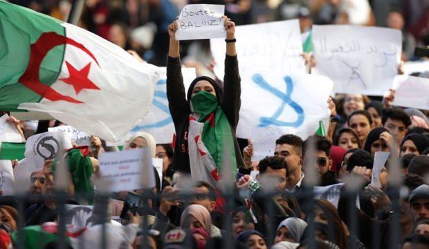 Cezayir'de halk hareketine çağrı! Temsilcilerinizi belirleyin
