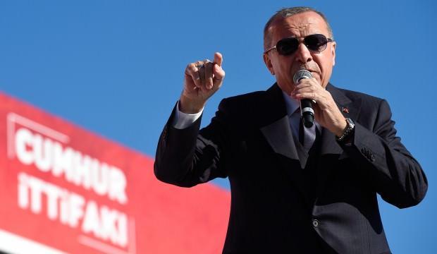 Cumhurbaşkanı Erdoğan'dan dolar açıklaması!